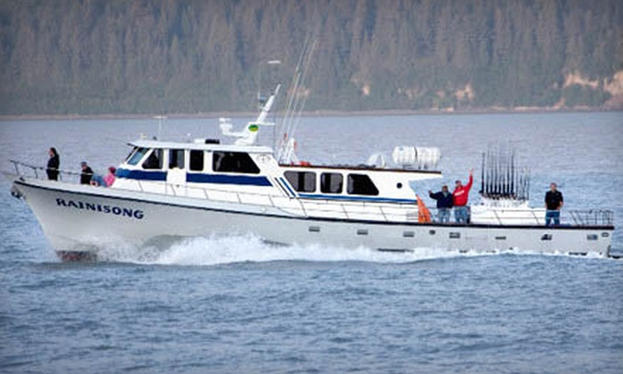 Seward Fishing Club - Seward Small Boat Harbor: $112 for a Six-Hour Charter Salmon-Fishing Trip for One from Seward Fishing Club in Seward ($224 Value)