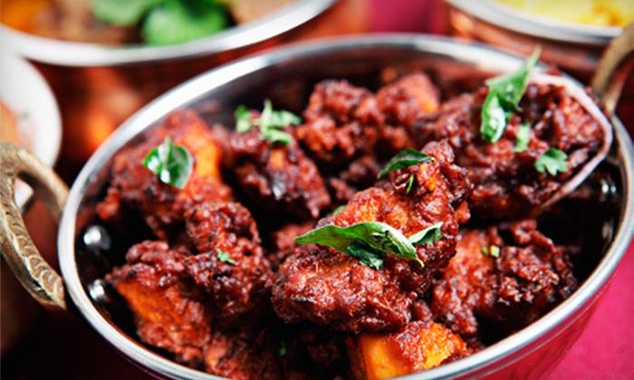 Dakshin Restaurant - Upper East Side: Prix Fixe Indian Dinner for Two or Four at Dakshin Restaurant (Up to 54% Off)