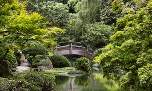 Fort Worth Botanic Garden: Admission to the Japanese Garden for Two or Four at Fort Worth Botanic Garden (Up to 32% Off)