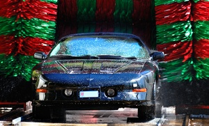 City Car Wash: One or Three Groupons, Each Good for One Ultra Saver Car Wash with Rain-X at City Car Wash (45% Off)