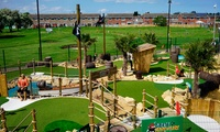 Two Nine-Hole Rounds For Two, Four, Six or Eight People at Pirate Adventure Golf Hull (Up to 54% Off)
