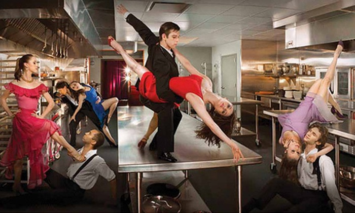 $87 for a Ballet from the Balcony Three-Show Subscription Package to the Joffrey Ballet (Up to $264 Value)