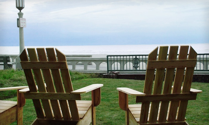 Inn at the Prom - Seaside: Two-Night Stay at Inn at the Prom in Seaside, OR