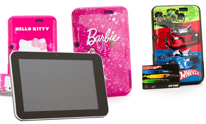 Camelio Learning Tablet with 1 Character Case: Camelio Tablet with Character Case. Multiple Options Available. Free Shipping and Returns.