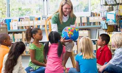 image for Five Drop-In Childcare Sessions or One Month of Childcare at Hanover <strong>Child Care</strong> (Up to 87% Off)