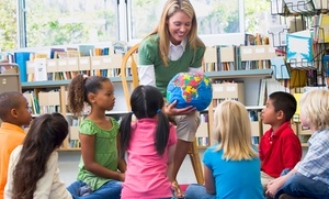 Hanover Child Care: Five Drop-In Childcare Sessions or One Month of Childcare at Hanover Child Care (Up to 87% Off)