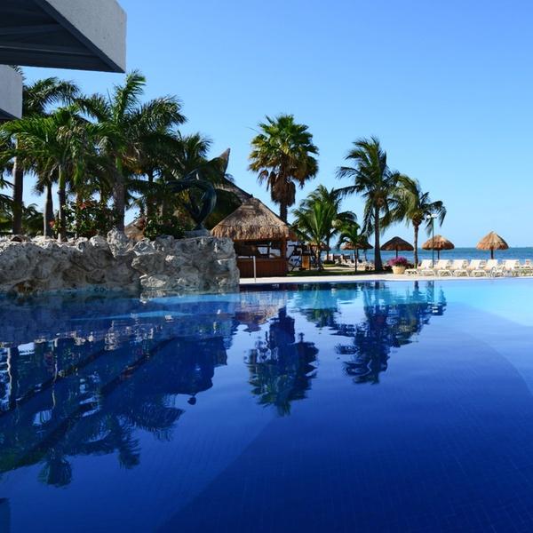 Sunset Marina Resort Yacht Club Cancun Mexico