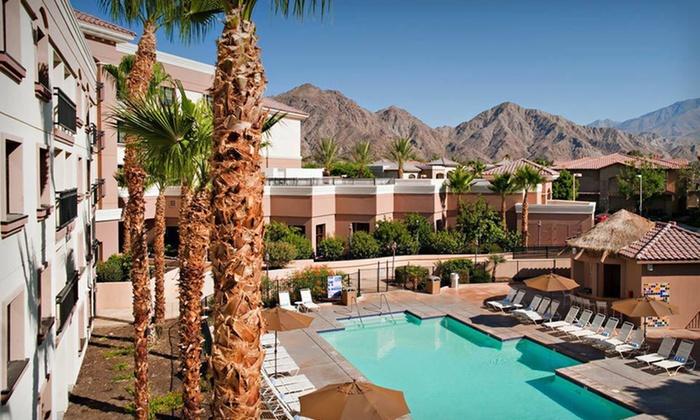 Embassy Suites La Quinta - Hotel & Spa - La Quinta Golf Estates: One- or Two-Night Stay with Spa Passes at Embassy Suites La Quinta - Hotel & Spa in California