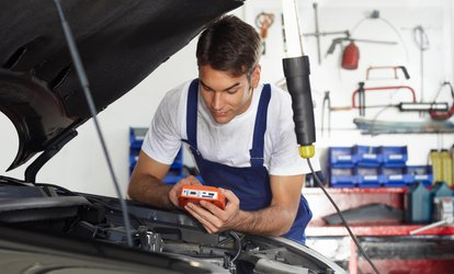 $10 Off Service of $75 or more at National Pride Auto Center