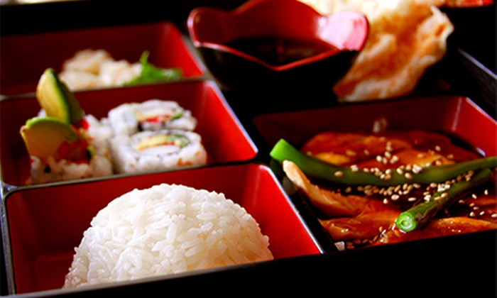 Malingo Restaurant & Bar - Sunnyside: Bento Box Meal or Thali Platter for Two or Four at Malingo (Half Off)