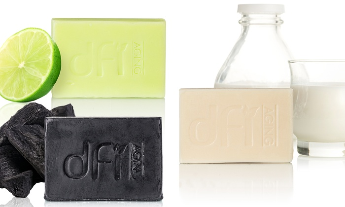 DFI Handmade Anti-Aging Soap Bars