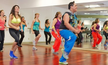 10 or 20 Dance and Dance-Fitness Classes at Abby Bella Dance Studio (Up to 72% Off)