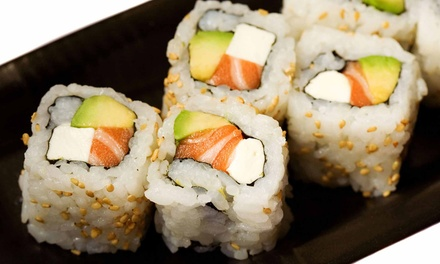 Japanese Cuisine for Lunch or Dinner at Kinki (Up to 50% Off)