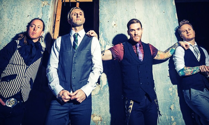 Carnival of Madness Tour ft. Shinedown - South Bend: Carnival of Madness Tour Featuring Shinedown at First Midwest Bank Amphitheatre on Friday, August 23 (Up to 40% Off)