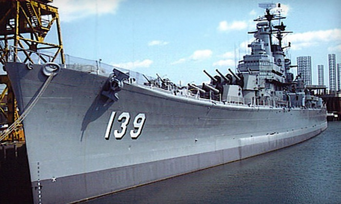 "USS Salem - USS Salem: Self-Guided Tour for Two, Four, or Six Aboard the USS ""Salem"" (Up to 56% Off)"