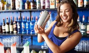 Smart Majority: 29 C$ pour un cours de maître en ligne en service de bar avec Smart Majority (une valeur de 809,44 C$)
