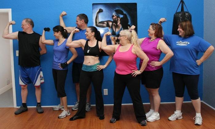Diamondgurufitness.llc - Oakland Park: Eight-Week Weight-Loss Program at Diamond-Guru Fitness (45% Off)
