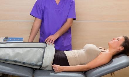 3, 6 o 9 sesiones de cavitación, presoterapia y masaje drenante desde 29,95 € en Medivello