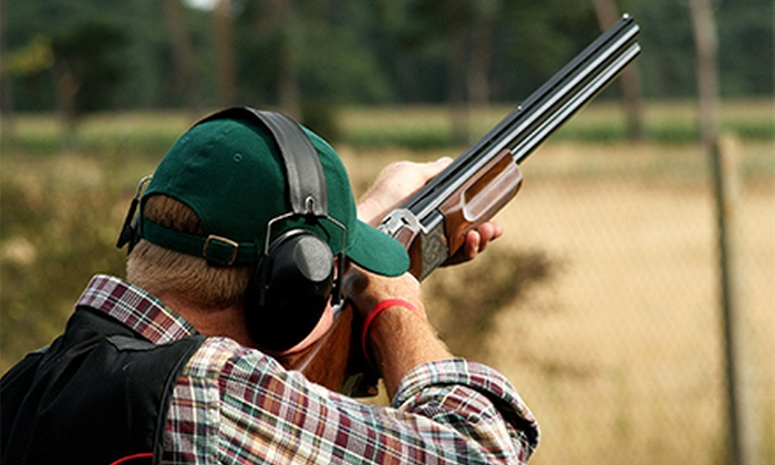 Wings North - Pine City: Sporting-Clays Package for Two or a Family Membership at Wings North (Up to 53% Off). Three Options Available.