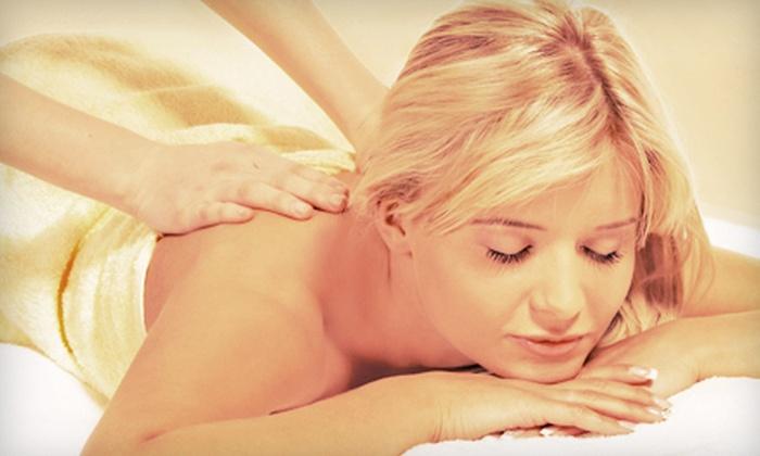 Elements Therapeutic Massage Salmon Creek - Salmon Creek: 55- or 80-Minute Massage at Elements Therapeutic Massage Salmon Creek (56% Off)