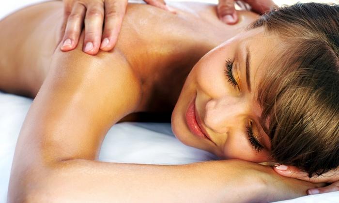 Healthwork Yoga & Massage Therapy - La Hacienda: 90-Minute Deep-Tissue Massage from Healthwork Yoga & Massage Therapy (50% Off)