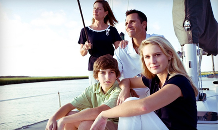 Harmonic Seas Charter Co. and Nautical School - Chelsea: Sailing Lessons from Harmonic Seas Charter Co. and Nautical School (Up to 51% Off). Three Options Available.