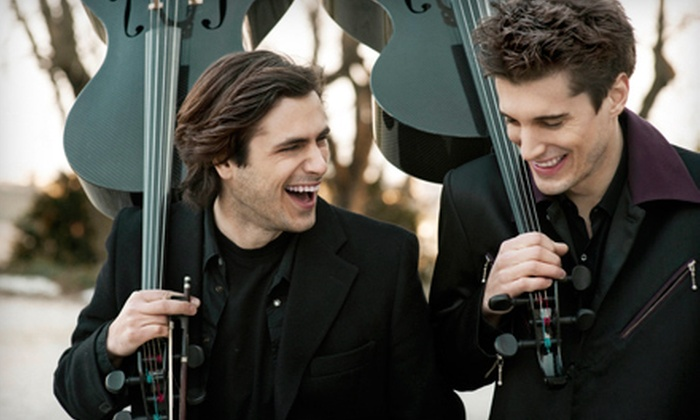 """""""2CELLOS, Luka Sulic and Stjepan Hauser"""" - Multiple Locations: $22 to See ARTS San Antonio Present 2Cellos at Majestic Theatre on April 14 at 7:30 p.m. (Up to $45.15 Value)"""