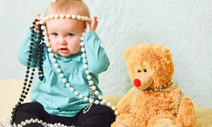 Deme Star Photography: 45-Minute Children's Photo Shoot from Deme Star Photography (70% Off)