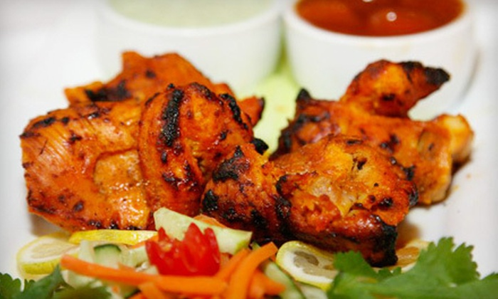 Moghul's Restaurant & Lounge - Camden Park at Royal Oaks: Pakistani and Indian Cuisine for Dinner or Lunch at Moghul's Restaurant & Lounge (Half Off)