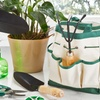 Pure Garden Tool and Tote Set (8-Piece)