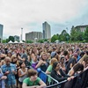 Party in the Park – Girl Talk, MGMT, Minus the Bear, and More