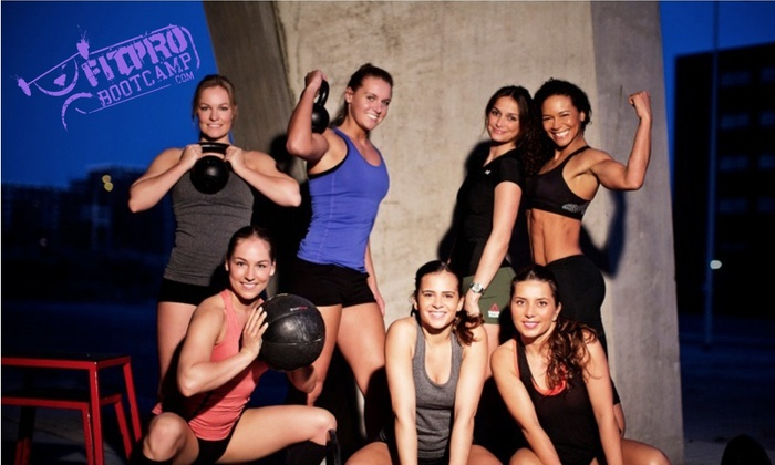 Fit Pro 360 - Clinton: Up to 61% Off Bootcamp Membership at Fit Pro 360