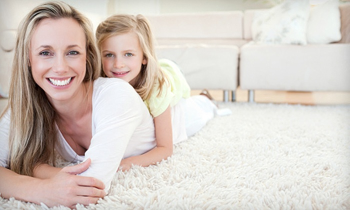 Marshall Carpet Cleaning - Knoxville: Three Rooms of Carpet Steam Cleaning or Upholstery Cleaning from Marshall Carpet Cleaning (Up to 65% Off)