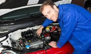 Auto Service Srls: Tagliando auto fino a 2000 cc di cilindrata con ricarica aria condizionata da Auto Service Srls (sconto fino a 80%)