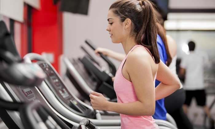 Anytime Fitness - Anytime Fitness: Four Weeks of Membership and Unlimited Fitness Classes at Anytime Fitness (70% Off)