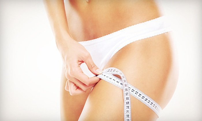 The Golden Clinic - Alpharetta: One Aqua Lipo Fat-Reduction Procedure on a Small or Large Area at The Golden Clinic (Up to 73% Off)