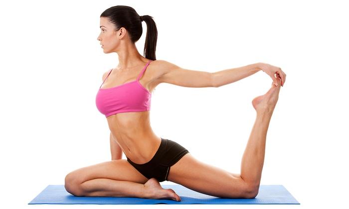 Hot Yoga Edwardsville - Granite City: $20 for One Month of Unlimited Classes at Hot Yoga Edwardsville ($75 Value)