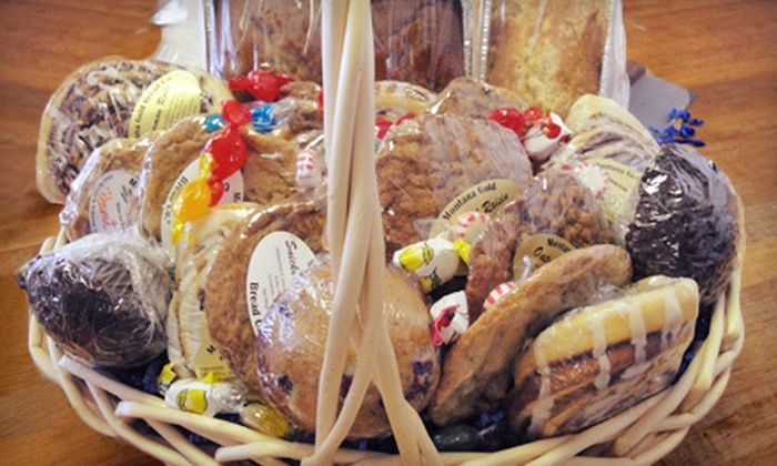 Montana Gold Bread Co. - Carytown: Gift Basket or $5 for $10 Worth of Sandwiches and Baked Goods at Montana Gold Bread Co.