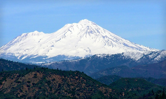 The Mount Shasta Hotel and Lodge in - Mount Shasta, CA