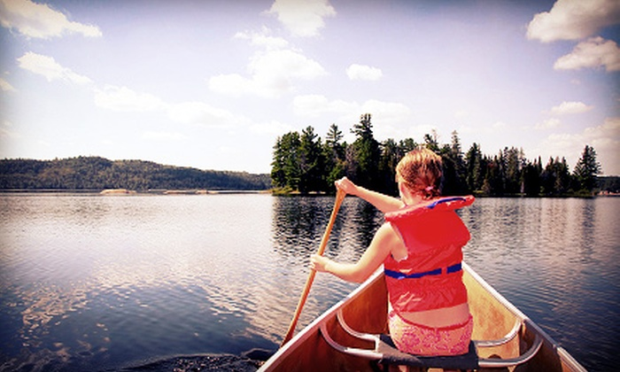 Palmetto Outdoor Center - West Columbia: Three Rivers 2-Hour Canoe, Kayak or Paddleboard Rental for Two, Four or Six from Palmetto Outdoor Center (Up to 63% Off)