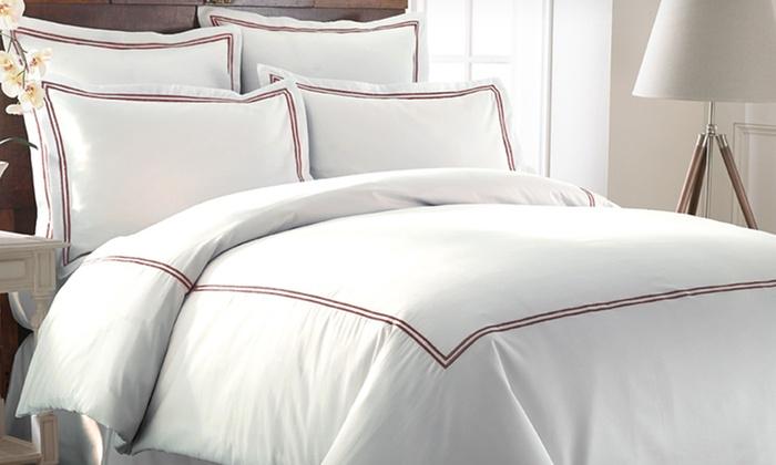 Italian Hotel 600-Thread-Count Egyptian-Cotton-Rich Duvet Sets: Italian Hotel 600-Thread-Count Egyptian-Cotton-Rich Duvet Sets. Multiple Options from $49.99–$74.99. Free Returns.