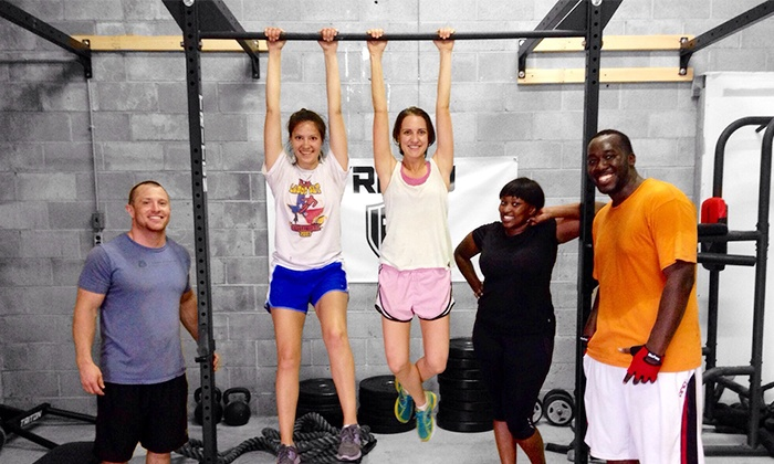 Open Gym Barbell - Farmers Branch: Four or Six Weeks of Unlimited Boot-Camp or Barbell Strength-Training Classes at Open Gym Barbell (Up to 61% Off)