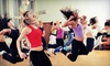 Up to 57% Off Dance or Fitness Classes
