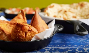 UdupiCafe: Indian Vegetarian and Vegan Cuisine at UdupiCafe (50% Off). Three Options Available.