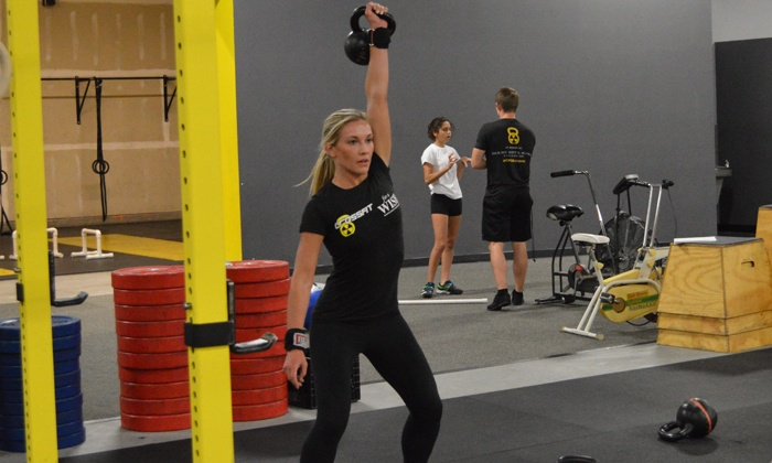 CrossFit 702 - Summerlin: 20 or 30 CrossFit Classes or a One-Month Intro Program Plus One Month of Classes at CrossFit 702 (Up to 72% Off)