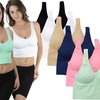 Women's Padded Longline Shaping Bras (6-Pack)