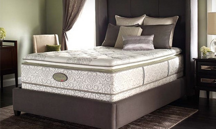 Florida Mattress and Furniture - Multiple Locations: Standard or Premium Mattress or Mattress Set at Florida Mattress and Furniture (90% Off)