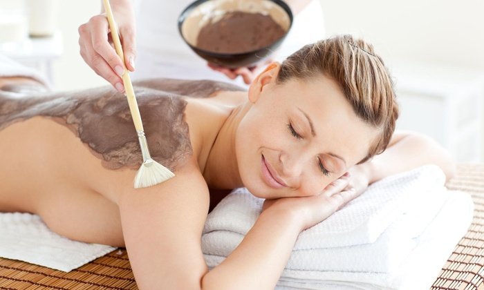 Sweety Salon - Downey: $50 for $100 Worth of Detoxifying Dead Sea Mud Wrap at Sweety Salon