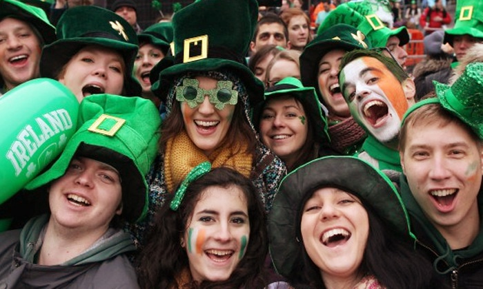 Whats2Hot.com - McFaddens Saloon: $40 for One Ticket to St. Patrick's Day Fest from Whats2Hot.com on Tuesday, March 17 ($65 Value)