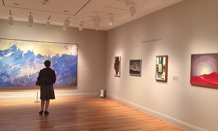 "The Phillips Collection - Dupont Circle: $12 for Two Admissions to the ""Made in the USA"" Exhibit at The Phillips Collection (Up to $24 Value)"